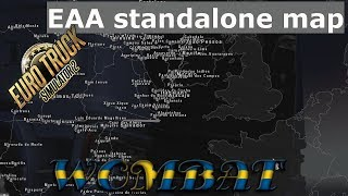 ETS2 1.32 - How to make EAA a standalone map!