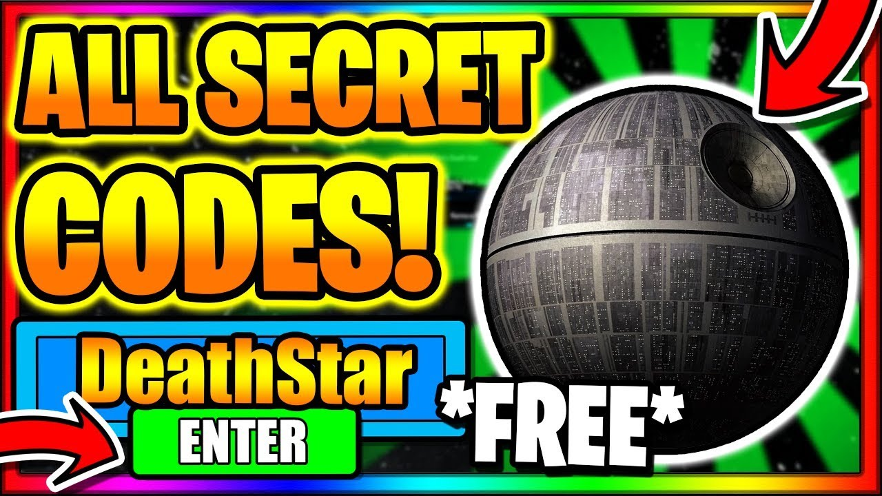 Death Star Tycoon Codes Roblox July 2020 Mejoress