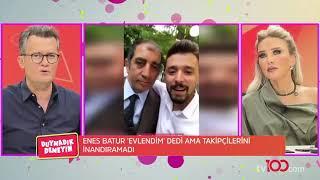 Enes Batur evlendi mi?