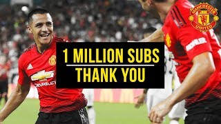 Manchester United Thanks to our 1 Million Subscribers! Subscribe NOW! 1 Million Seconds Live