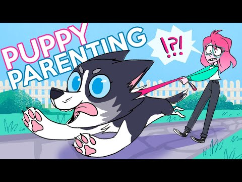 What it's like being a Puppy Parent