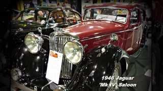 The RIAC National Classic Car Show, Dublin 2014, RDS, Ireland(Лягушка -- путешественница представляет