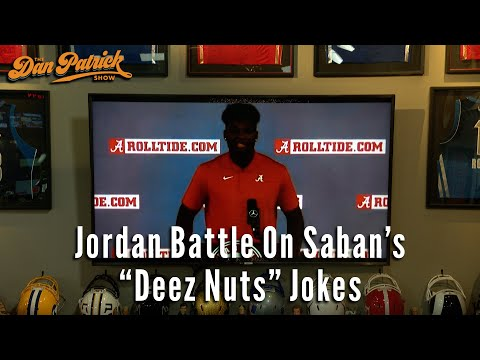 "Morning Meeting: Jordan Battle On Nick Saban's ""Deez Nuts"" Jokes   09/15/21"