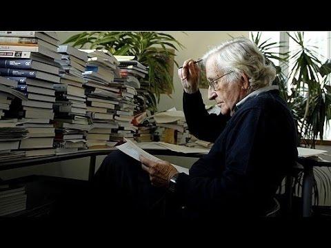 Noam Chomsky on the PR Industry