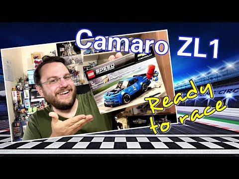 Ready To Race - Chevrolet Camaro ZL1 (Lego Speed Champions 75891)