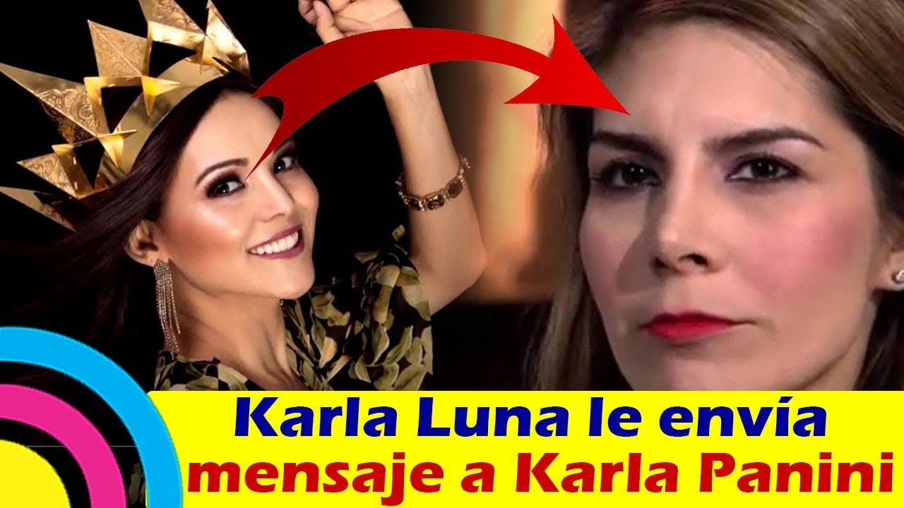 Karla Luna Venció Al Cáncer Y Le Envía Fuerte Mensaje A