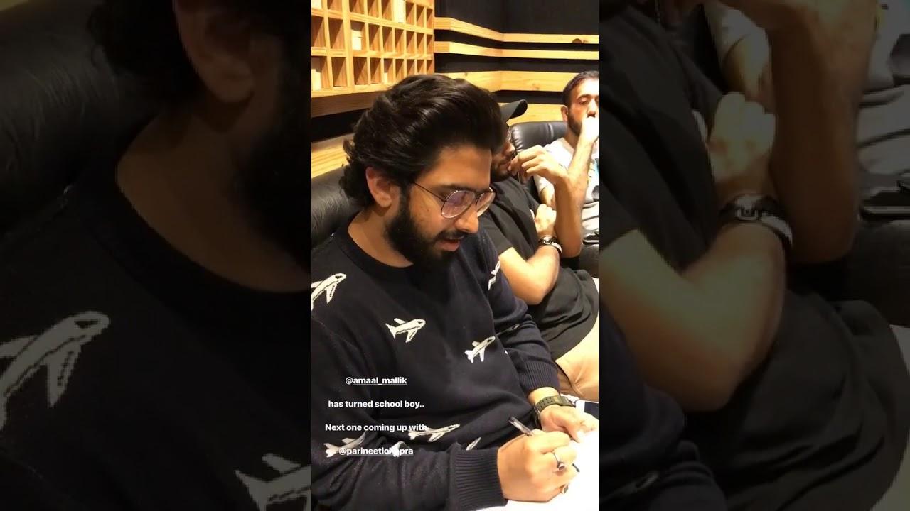 Parineeti Chopra Singing Song | Armaan Malik
