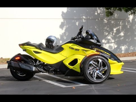 review 2014 can am spyder rs s youtube. Black Bedroom Furniture Sets. Home Design Ideas