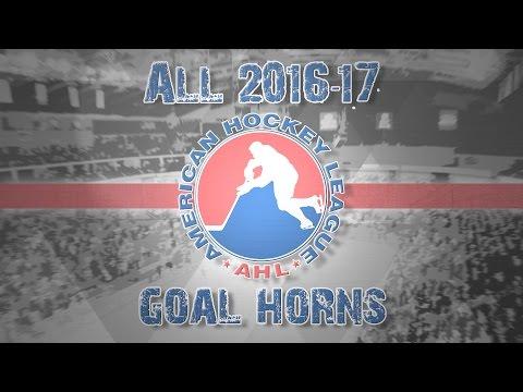 All 2016-17 AHL Goal Horns