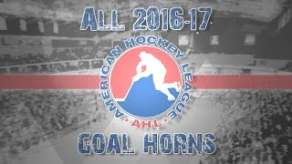 all 2016 17 ahl goal horns