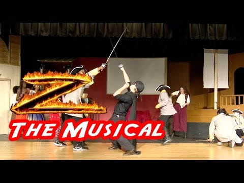 Zorro the Musical Teaser Bamboleo Score Presented by: Lennard High School Theatre Dept.