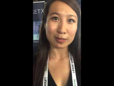 "#TCDisruptSF : Startup Alley -""marketx"" - Finance, Investment Management"
