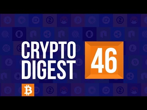 CD #46. Crypto market is expanding. Zcash privacy weakened? Ripple and Coinone became partners