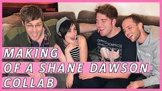 One of Molly Burke's most viewed videos: BEHIND THE SCENES OF FILMING WITH SHANE DAWSON!
