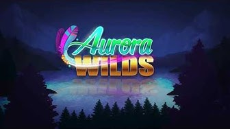 Aurora Wilds Online Slot Promo