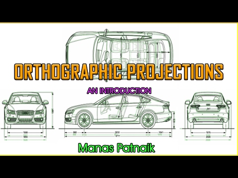 Orthographic Projection_An Introduction_Engineering Drawing_Engineering Graphics_English