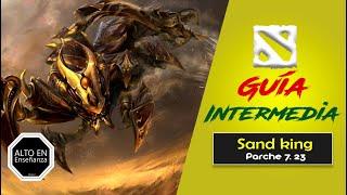 INICIAR Y PUSHEAR PARA VICTORIAS !!! con SAND KING l Guía Intermedia