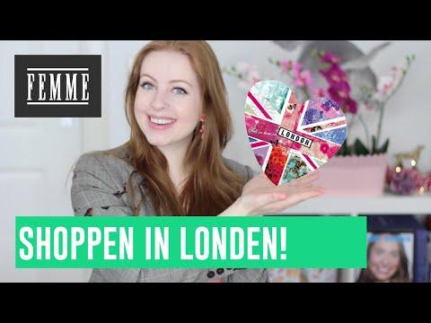 Shoptips in Londen - FEMME