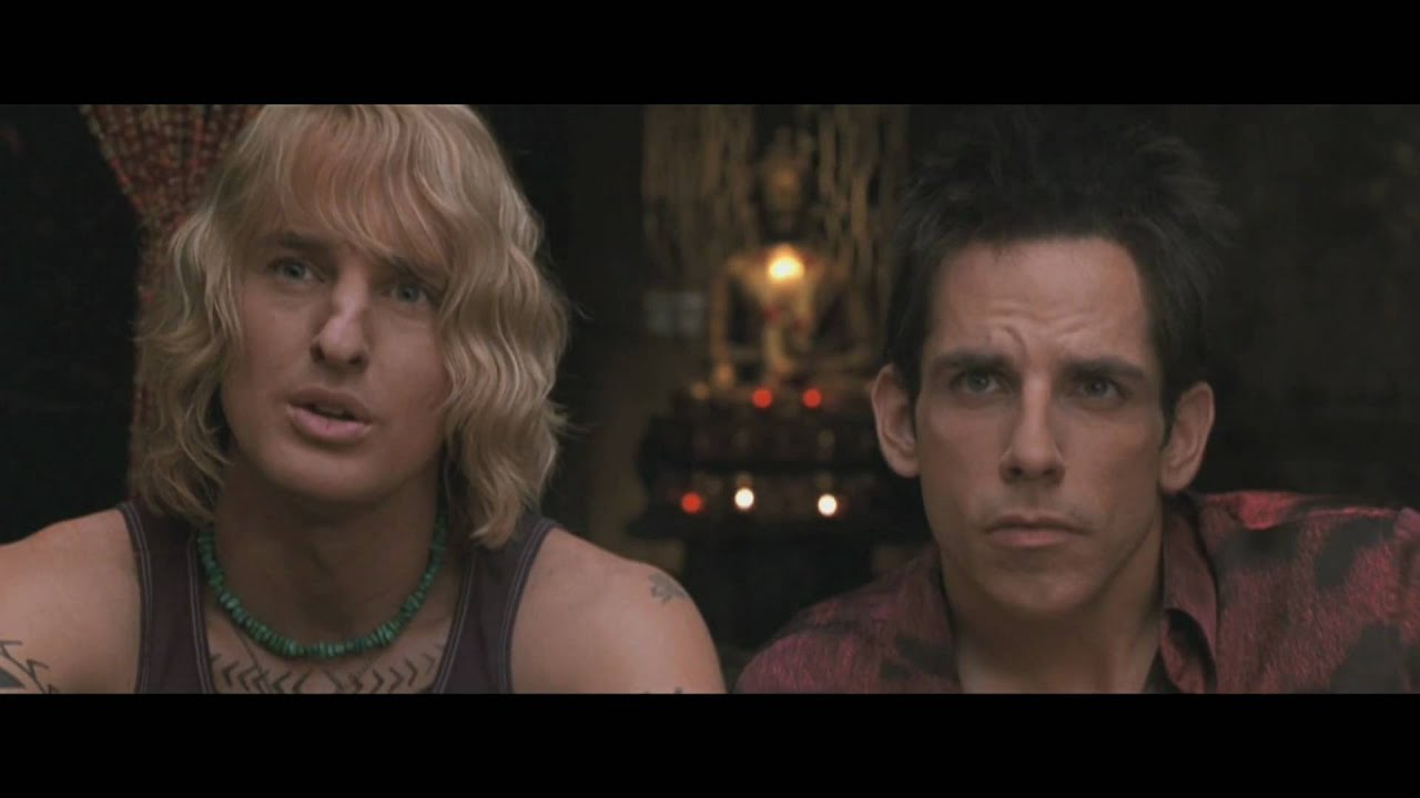 Quotes From Zoolander You Can Read Minds  Youtube