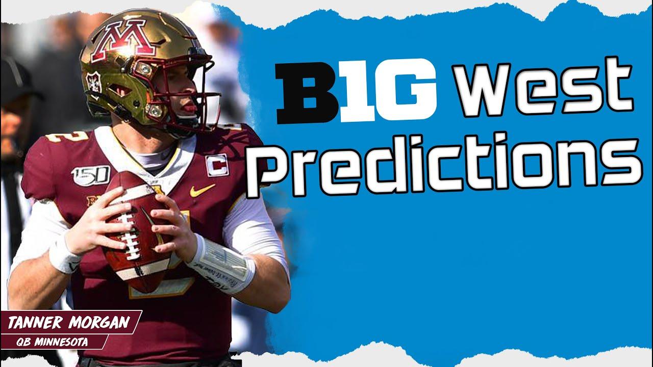 Big Ten West Team Predictions