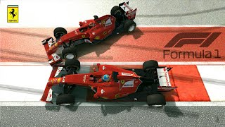 Real Racing 3 | Enduring Circuit Of The Americas (Grand Prix Circuit Layout) With 2014 Ferrari F14 T