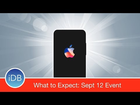 What to Expect at Apple's Sept 12 iPhone 8 Unveiling Event
