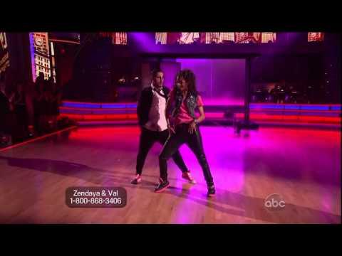Zendaya & Valentin Chmerkovskiy - Hip-hop - Dancing With the Stars 2013 - Week 9
