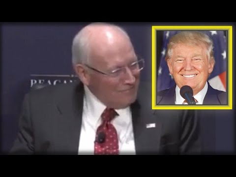 DICK CHENEY BITES BACK! SEE WHAT HE SAID TO CNN TODAY THAT HAS TRUMP SMILING!