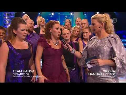 Team Hanna, Körslaget - S02E02 (ABBA - As good as new)