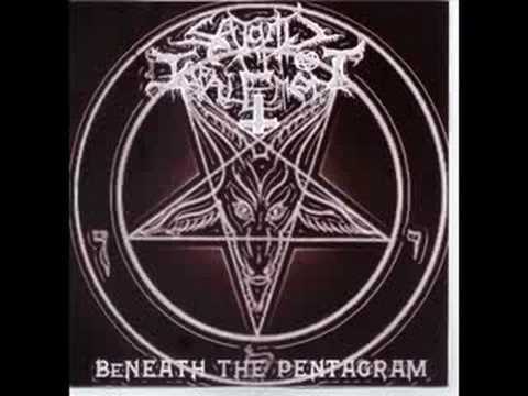 Satanic Impalement - Bleeding Pentagram