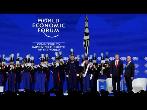 01/26/2018: China-US on the verge of trade war? | WEF 2018: Shared Future vs. Fractured World