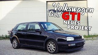 NEUES PROJEKT GEKAUFT / GOLF 3 GTI 8V