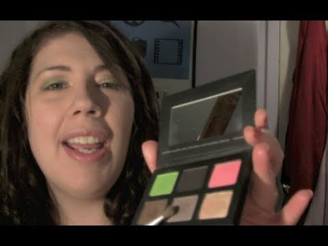 Food Allergy makeup tutorial