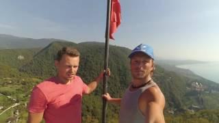 Другой отдых в Абхазии. Часть 4 ( roofing )