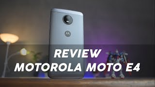 Moto E4 Review Indonesia