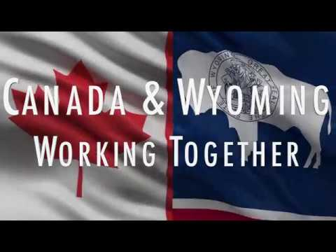 Canada & Wyoming Trade in 58 Seconds