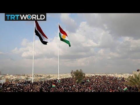 Iraq slashes the Kurdish Regional Govt's budget