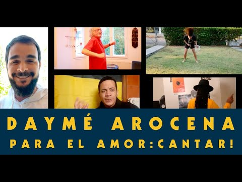 Daymé Arocena_Para el Amor: Cantar! (Official Video)