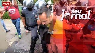 PM de Doria ataca jornalistas durante manifestação do Passe Livre