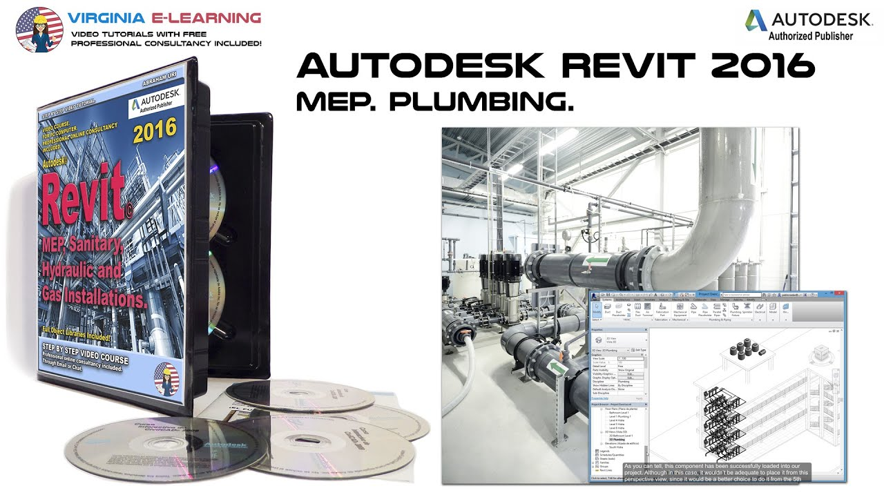 revit mep plumbing tutorials pdf
