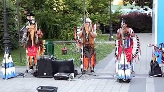 Как наши индейцев переплясали, или как надо радоваться жизни