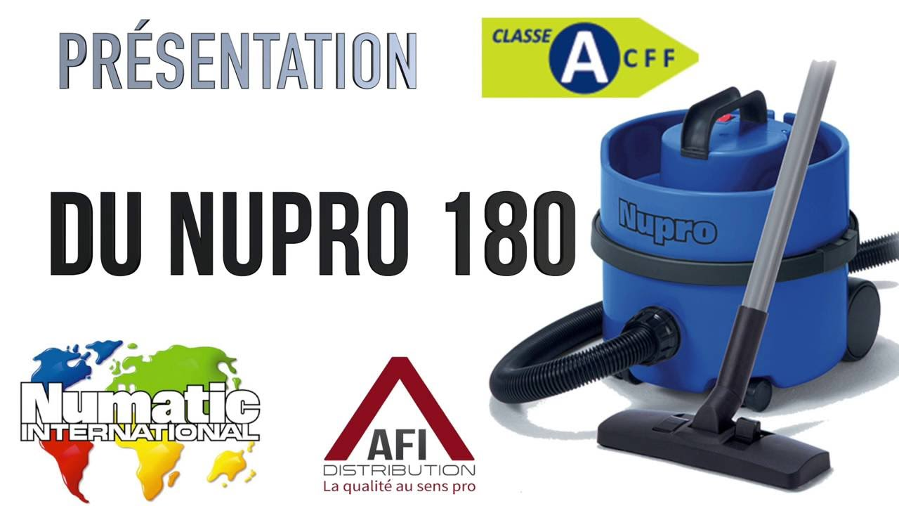 cost charm on feet at official shop [BEST-SELLER] Aspirateur industriel NUPRO 180