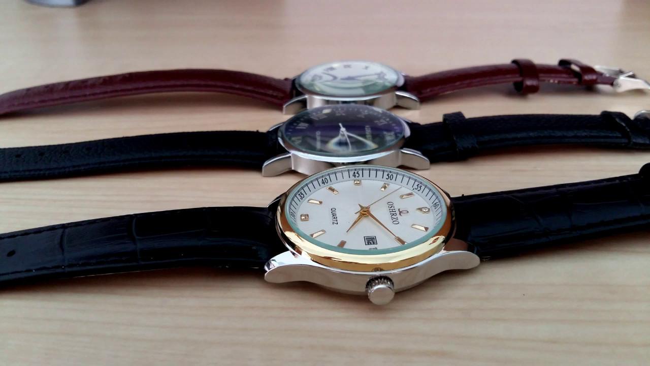 Relojes Económicos en paginas chinas (Gearbest) ¿Son buenos o malos   unboxing b4eb460ce135