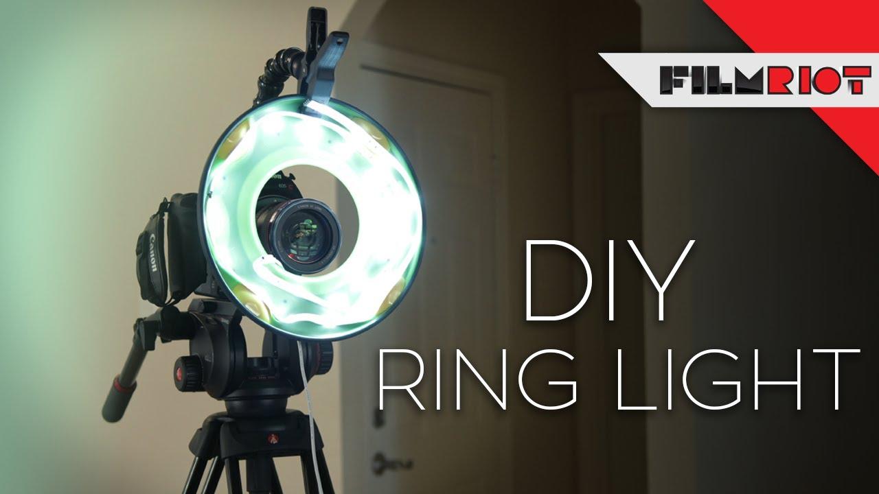DIY Ring Light YouTube