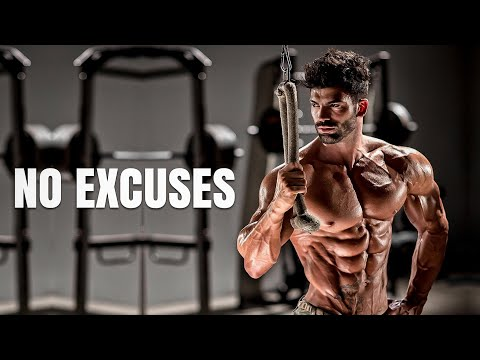 NO TIME FOR EXCUSES - Gym Motivation 😎