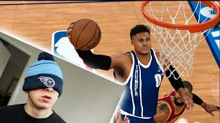 IS IT POSSIBLE TO WIN A GAME BLINDFOLDED? NBA 2K17 CHALLENGE