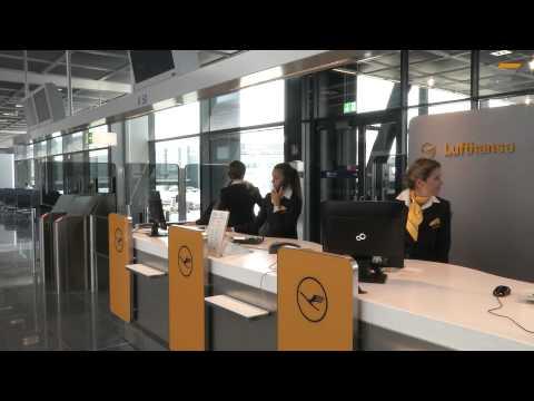 Service Agent (m/w) Check-in bei Lufthansa
