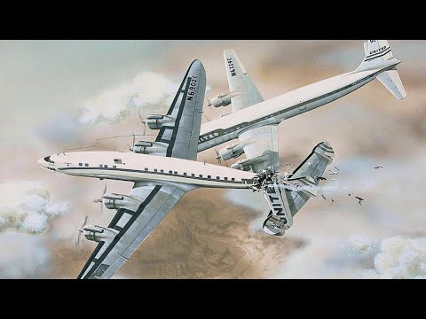 Fatal Collision Over the Grand Canyon | America's Worst Disaster | United 718 and TWA 2