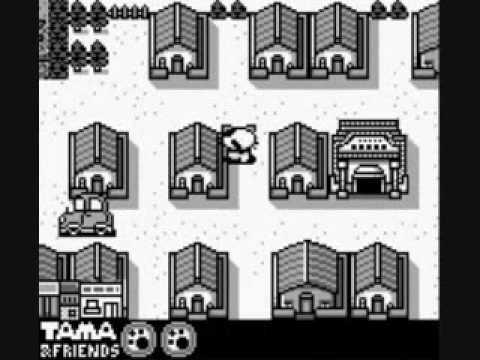 三丁目のタマのゲームボーイソフト.