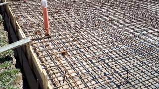Плитный фундамент  Связанный(, 2015-05-08T10:49:56.000Z)
